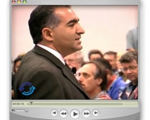 Afshin Taghechian's Speaker Reel
